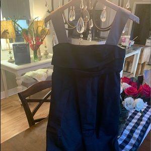 Gorgeous MaxMara dress size 8 dress !  Black/tan
